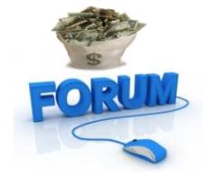 Форумы с оплатой за сообщения